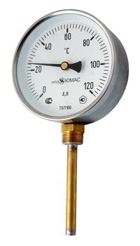 Термометры стеклянные технически - Справочник химика